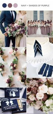 wedding photo - 10 Fall Wedding Color Ideas You'll Love For 2017