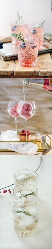 wedding photo - 15 Unique Wedding Signature Drink Ideas For Your Big Day - Page 2 Of 2