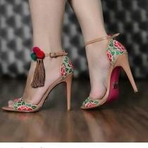 wedding photo - Sapatos De Salto Alto