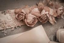 wedding photo - Blush pink dress