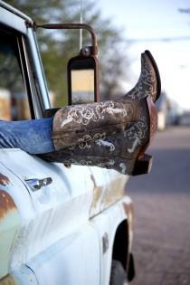 wedding photo - Boots