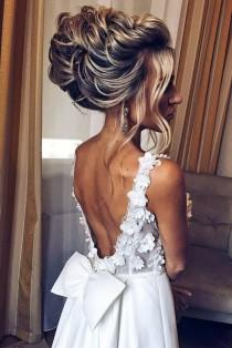 wedding photo - 30 Best Elstile Wedding Hairstyles