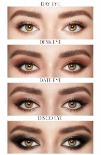 wedding photo - Eyeshadow Guide