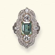 wedding photo - Emeralds