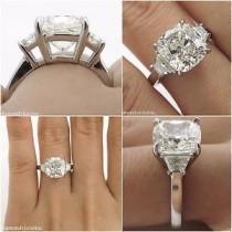 wedding photo - GIA Certified Diamonds Diamond Rings