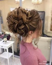 wedding photo - 30 Elstile Long Wedding Hairstyles And Updos