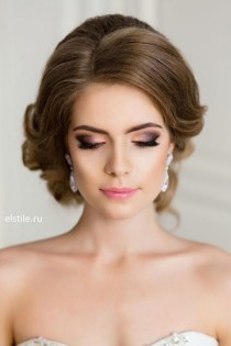 wedding photo - Wedding Hairstyle Inspiration - Elstile