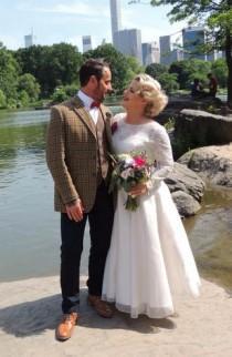 wedding photo - Amy And Scott's Wedding In The Ladies' Pavilion