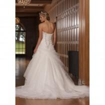 wedding photo - romantica-opulence-2014-andalusia-back - Stunning Cheap Wedding Dresses
