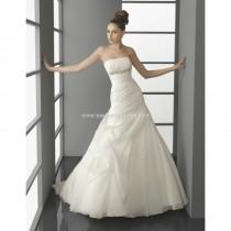 wedding photo - Aire Barcelona Wedding Dresses - Style Peter - Formal Day Dresses