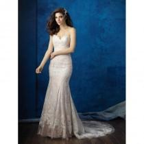 wedding photo - Ivory Allure Bridals 9350 Allure Bridal - Rich Your Wedding Day