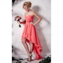 wedding photo - Christina Wu 22648 - Charming Wedding Party Dresses