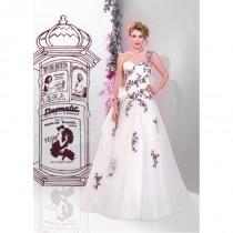 wedding photo - Robes de mariée Miss Paris 2016 - 163-06 - Superbe magasin de mariage pas cher