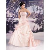 wedding photo - Miss Paris, 133-23 melon - Superbes robes de mariée pas cher