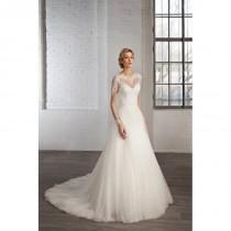 wedding photo - Robes de mariée Cosmobella 2016 - 7776 - Superbe magasin de mariage pas cher