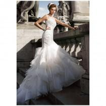 wedding photo - Jasmine Couture T152001 Wedding Dress - The Knot - Formal Bridesmaid Dresses 2018