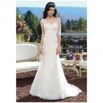 wedding photo - Sincerity Bridal 3814 Wedding Dress - The Knot - Formal Bridesmaid Dresses 2018