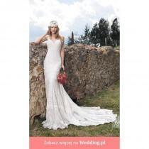 wedding photo - YolanCris - Lauren Boho Chic Floor Length Sweetheart Straight Sleeveless Long - Formal Bridesmaid Dresses 2018