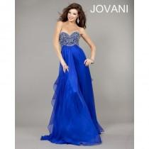 wedding photo - 2930 Jovani Prom - HyperDress.com