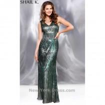 wedding photo - Shail K 3687 - Charming Wedding Party Dresses