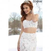 wedding photo - Jovani 93781 - 2018 Spring Trends Dresses