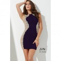 wedding photo - Jovani JVN27515 Short Dress - 2018 New Wedding Dresses