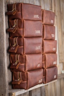 wedding photo - Leather