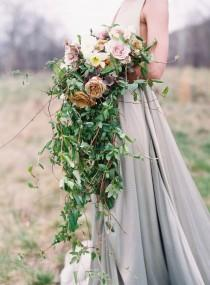 wedding photo - A Bridal Inspiration Session Inspired By English Poetry