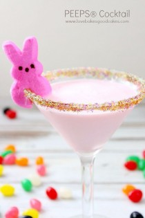 wedding photo - 6 Easter Cocktails Any Bunny Would Like