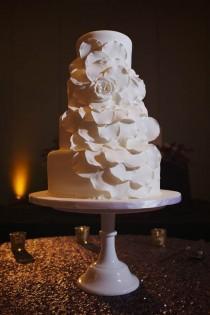 wedding photo - White Weddings From Aisle Society