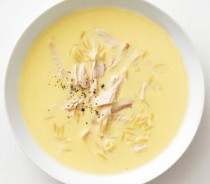 wedding photo - Greek Lemon Soup With Chicken