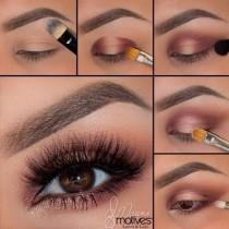 wedding photo - Learn How To Apply Eyeshadow Professionally