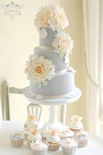 wedding photo - Exquisite Wedding Cakes