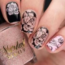 wedding photo - Nail Art: Stamping