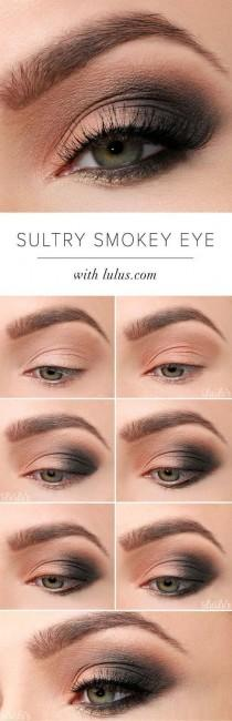 wedding photo - 34 Sexy Eye Makeup Tutorials