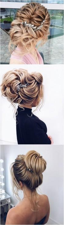 wedding photo - 12 Best Wedding Hairstyles From Elstile