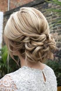 wedding photo - 42 Wedding Hairstyles - Romantic Bridal Updos