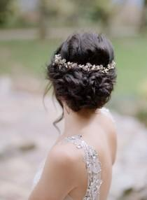 wedding photo - 18 Beautiful Bridal Updos You Need To Consider