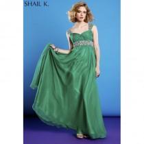 wedding photo - Emerald Shail K. 3855 SHAIL K. - Rich Your Wedding Day