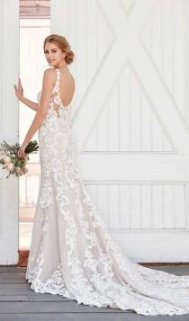wedding photo - Elegantly Romantic Spring 2018 Martina Liana Wedding Dresses
