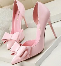 wedding photo - Catalina High Heels (More Colors Available)