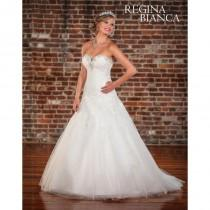 wedding photo - Regina Bianca Style RB1005 - Wedding Dresses 2018,Cheap Bridal Gowns,Prom Dresses On Sale