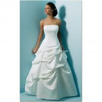 wedding photo - Alfred Angelo Wedding Dresses - Style 1645 - Formal Day Dresses