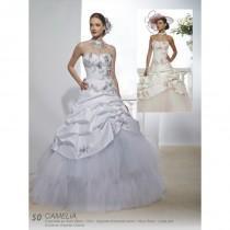 wedding photo - Robes de mariée Annie Couture 2016 - camelia - Superbe magasin de mariage pas cher