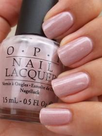 wedding photo - OPI You're A Doll!