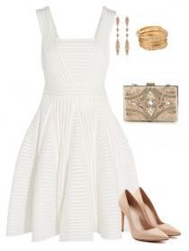 wedding photo - All White
