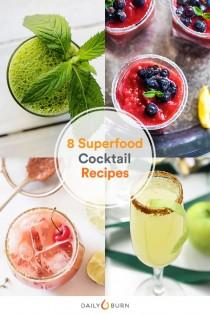 wedding photo - 8 Refreshing Cocktails With Superfood Ingredients