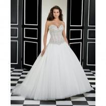 wedding photo - Eddy K Wedding Dresses - Style CT115/CT115TT - Formal Day Dresses