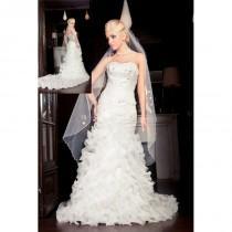 wedding photo - Miss Robe de Paris, A6523 - Superbes robes de mariée pas cher