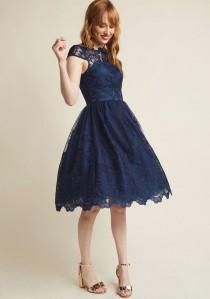 wedding photo - Chi Chi London Exquisite Elegance Lace Dress In Lake